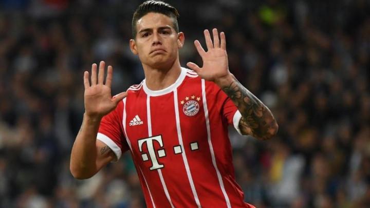 James Rodriguez: Sada je pritisak na Dortmundu, još uvijek moraju doći Allianz Arenu