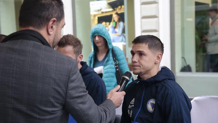 Muhamed Bešić: To je bila moja najbolja utakmica za reprezentaciju i tada sam se i prodao