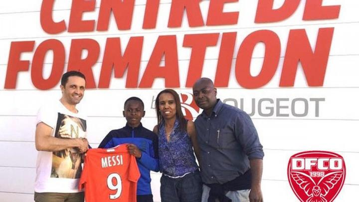 Ima 12 godina, preziva se Messi i već potpisao za klub iz Liga petice