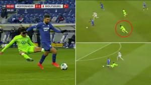 """U Bundesligi start za zatvora: Išao je na prazan gol, a onda su se ukazala """"leteća kliješta"""""""