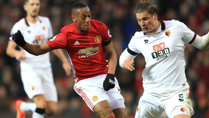 Tottenham zainteresovan za Martiala