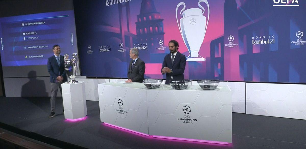 Održan žrijeb parova četvrtfinala Lige prvaka