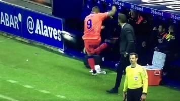 Hrvatski nogometaš napravio incident u svlačionici
