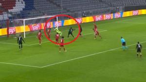 Pokazao zašto je najbolji na svijetu: Čudesna odbrana Neuera protiv Salzburga