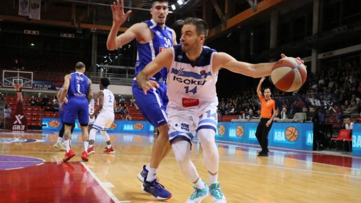 Oliver Stević napustio KK Igokea i otišao u Španiju