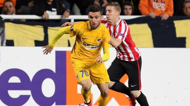 Senzacija na Kipru: APOEL izbacio bivšeg finalistu EL!