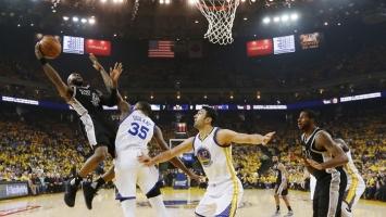 Warriorsi siloviti u play-offu
