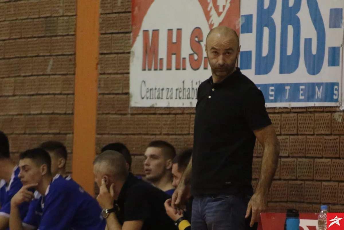 Delalić: Nismo imali nikakve šanse protiv Bosne Royal