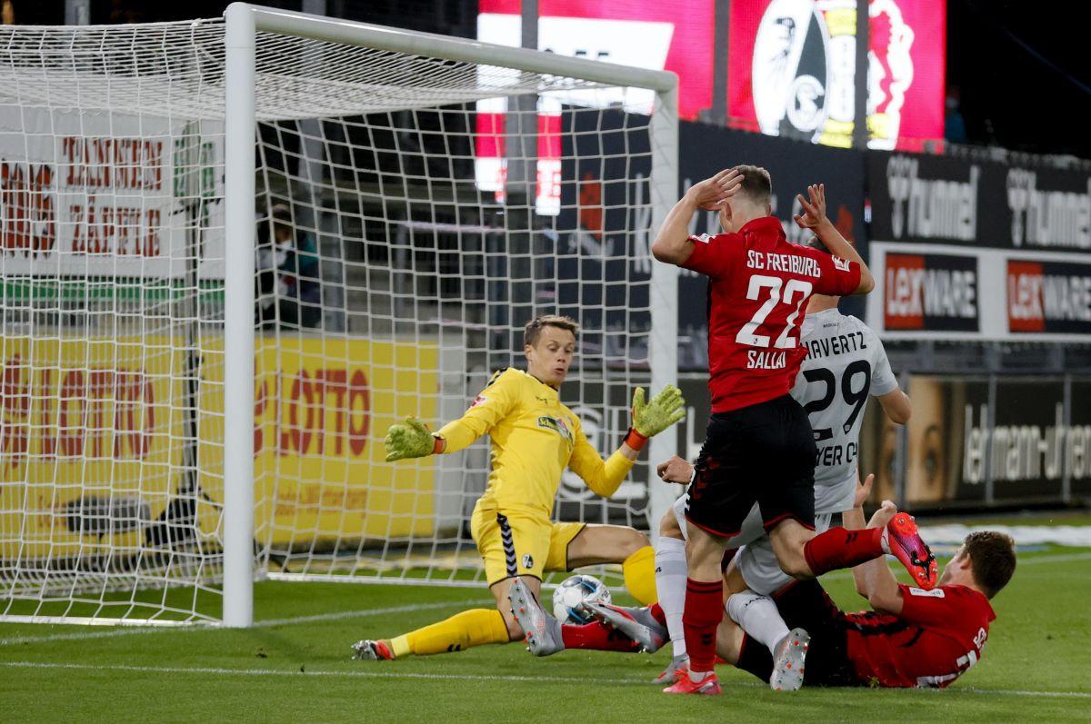 Trenutak čarolije: Čudesni Havertz zabio fantastičan gol za pobjedu Bayera!
