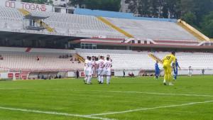 """Promašio prvi penal, a onda pokazao kakav je """"doktor"""": Panenka Bilbije za 2:0"""