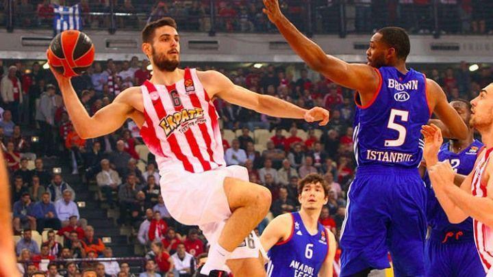 Olympiacos razbio Maccabi, Žalgiris nemoćan protiv Bamberga