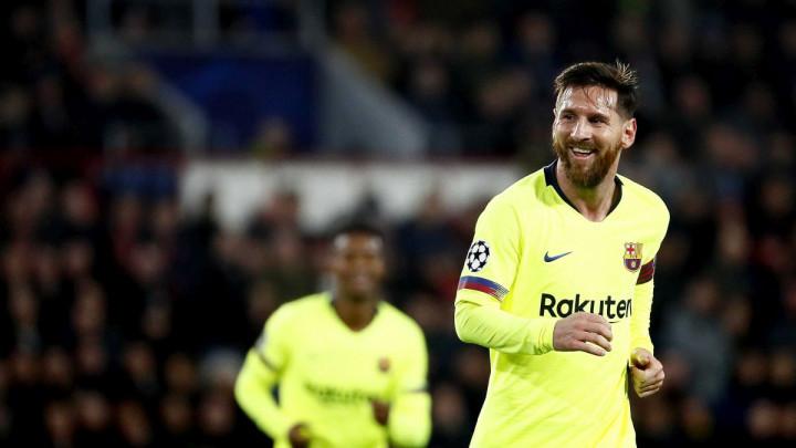 Messi: Ronaldo je moj heroj i najbolji napadač kojeg sam vidio