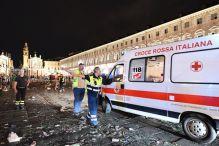 Tragedija u Torinu: Jedna osoba preminula nakon stampeda