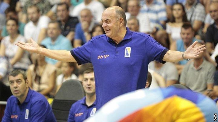 Vujošević saopštio spisak za kvalifikacije