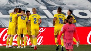 Senzacija u Madridu: Cadiz savladao Real Madrid!