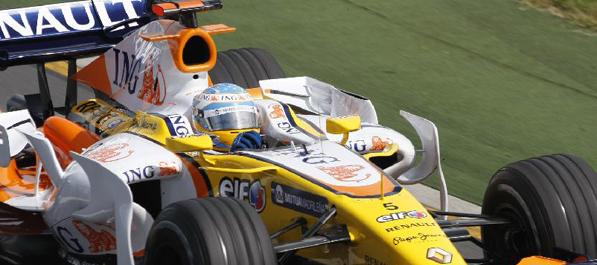 Alonso ostaje u Renaultu do kraja 2010.