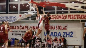 Ivan Zlomislić košarkaš HKK Zrinjski: Pokušat ćemo se revanšitati Bosni za poraz u Mostaru