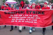 Ludilo na ulicama pred meč Albanije i Srbije