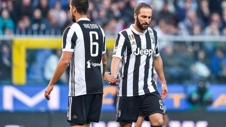 Khedira: Higuain čini sve samo da bi igrao protiv Napolija