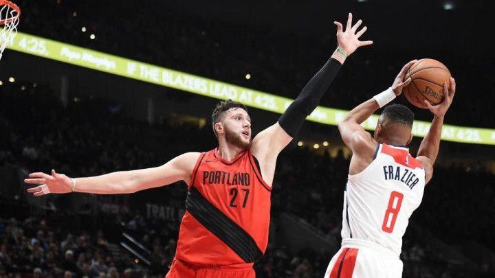 Portland bez Nurkića protiv Houstona
