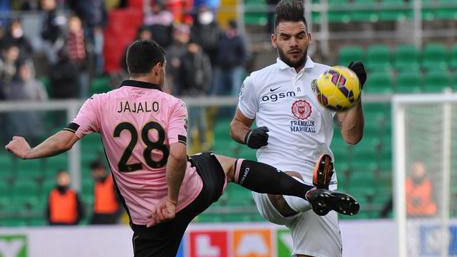 Palermo siguran, pogodio i Jajalo
