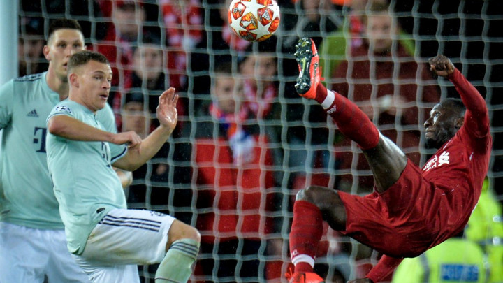 Redsi se ispromašivali, Bayern sačuvao mrežu na Anfieldu