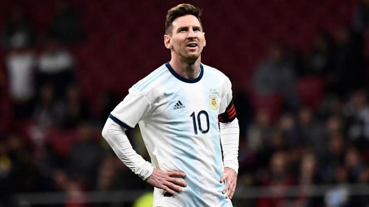 Lionel Messi: Oni svašta govore, ljudi povjeruju u to, a na kraju sam ja ku*vin sin