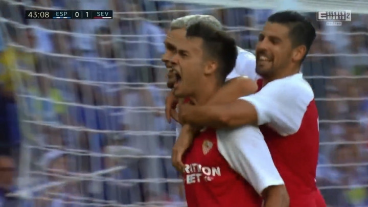 Stigao iz Reala i odmah postigao gol za Sevillu