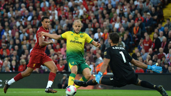 Ako je vjerovati statistici Norwich ove sezone sigurno napušta Premier ligu
