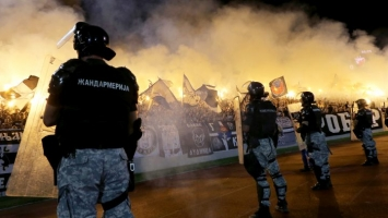 Navijačima Partizana zabranjeno gostovanje u Podgoricu