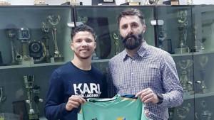 Brazilski napadač pojačao Rudar iz Prijedora
