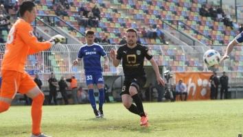 Hebibović: Nisam zaboravio igrati, pogodak mi mnogo znači