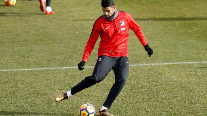 Diego Costa ponovo debituje za Atletico 3. januara