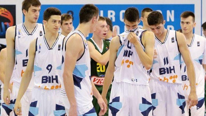 Mladi bh. košarkaši saznali rivale na Evropskim prvenstvima