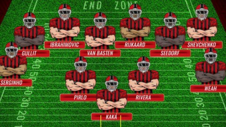 I Rossoneri spremili ekipu za večerašnji Super Bowl