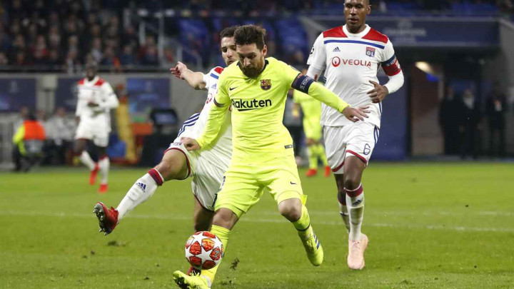 Lyon s dobrim šansama putuje u Barcelonu