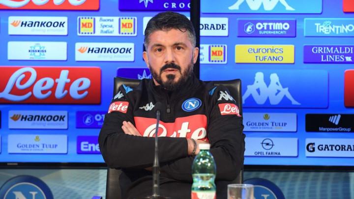 Gattuso: Percepcija uprave Napolija je mnogo veća nego što možete zamisliti