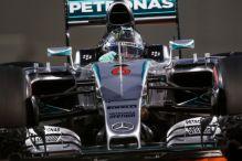 Rosbergu šesta vezana pol pozicija