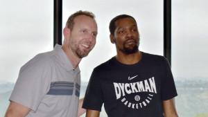Kevin Durant potpisao za Brooklyn Netse i mnoge iznenadio odabirom broja