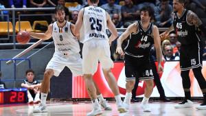 Đorđevićev i Teodosićev Virtus neporažen nakon 3 kola Eurocupa