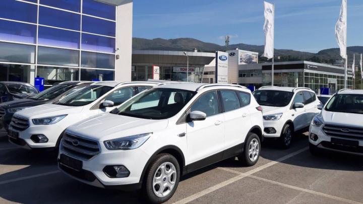 Ford Kuga - neodoljiva cijena od 38.990 KM i poklon za svakog kupca