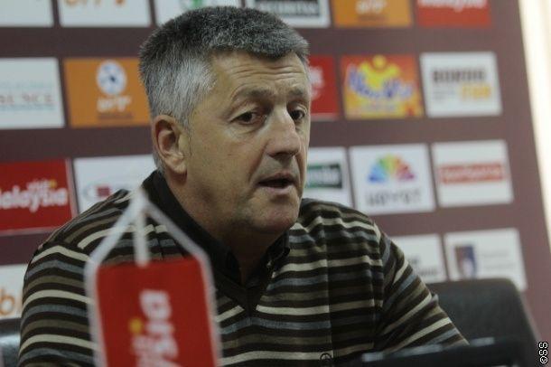 Potvrđeno: Husref Musemić nije više trener FK Sarajevo