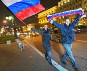 Rusi bez problema, Finci slavili u Velsu