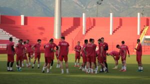 Dudić obavio prozivku: Velež počeo sa pripremama za novu sezonu