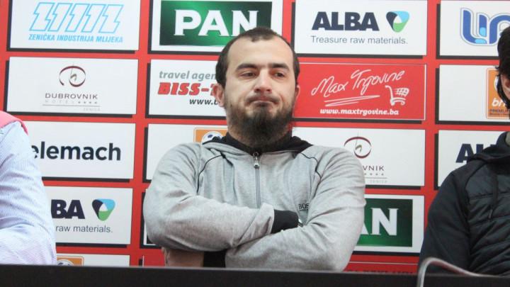 Salčinović: Cihat Arslan je level iznad Premijer lige, a Adnanu Orneku domet je vođenje omladinaca