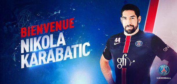 Službeno: Nikola Karabatić četiri godine u PSG-u