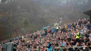 Mali klub, veliki maniri: Kako izgledaju tribine u Konjicu nakon jučerašnje utakmice?