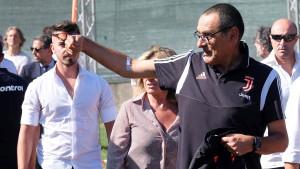 Sarri konačno objasnio zašto je izabrao Higuaina ispred Mandžukića: Bilo je logično...
