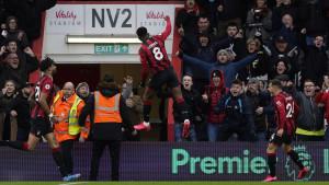 Šok na Anfieldu: Bournemouth vodi protiv Liverpoola