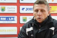 Beganović: U nogometu ne pobjeđuje uvijek bolji protivnik
